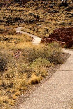 Wupatki - Nalakihu and Citadel Pueblos - Crop3