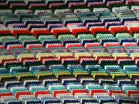 Elaine's crochet work