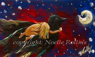 """LearnExploreShare.com interview: Noelle Rollins's: """"Take These Broken Wings"""""""