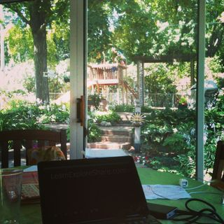 Summer-office