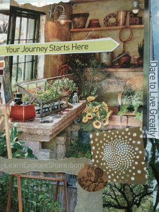 2014VisionBoard-garden